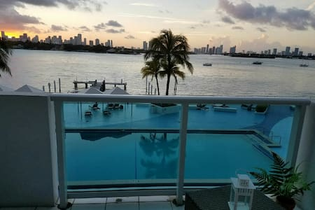 South Beach AAA Location, Water-view and Comfort - Miami Beach