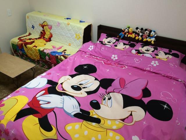 ★5 mins to Tokyo Disneyland★10 mins to DisneySea★ - Urayasu-shi - Huoneisto