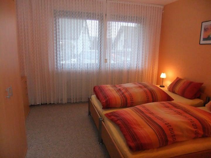 Ferienwohnung Neuenrade, (Neuenrade), Ferienwohnung 1, 60qm, 1 Schlafzimmer, 1 Wohn-/Schlafbereich, max. 4 Personen