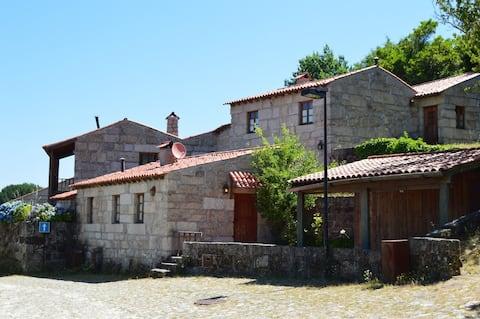 Casa de S. Amaro in Povoa Dao