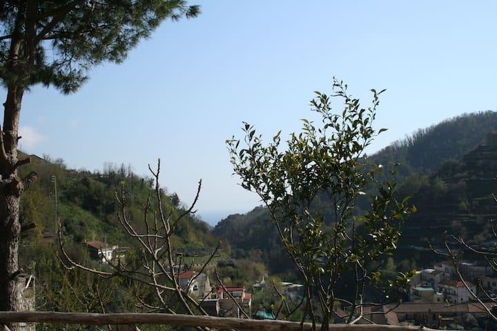 Casa Sclavo relax between Mountain & Sea