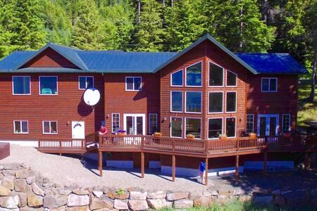 South East Alaska Adventures' Lodge