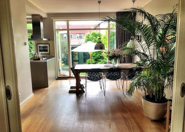 Beautiful spacious family home with private garden
