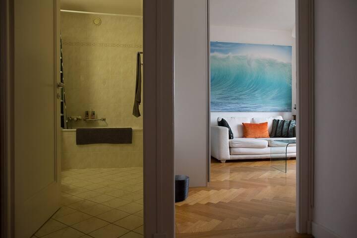 Bathroom & Room