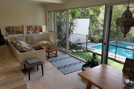 Crystal Haven in Forest. 1-2 Bed private Appt