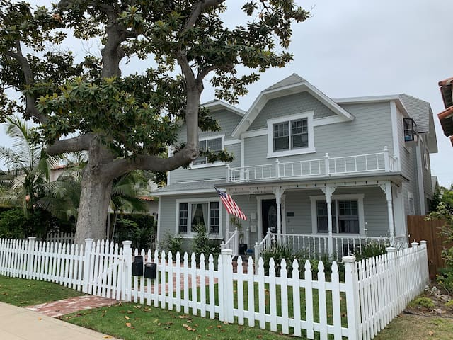 Coronado kid friendly home