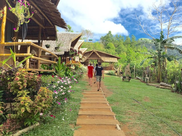 Sommer Eco Cottages, El Nido - El Nido - Bed & Breakfast
