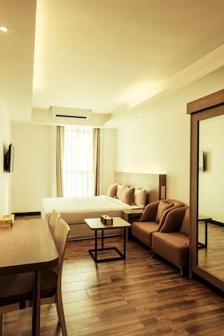 Cozy Studio Serviced Apartment in Bahan township