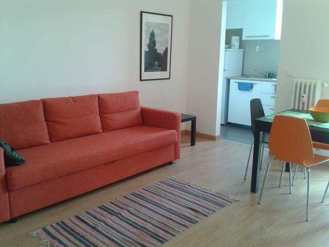 Just renovated 2 rooms apt Corsico Milano Naviglio - Corsico