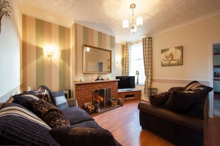 Beatrice Serviced Accommodation - Leicester - House