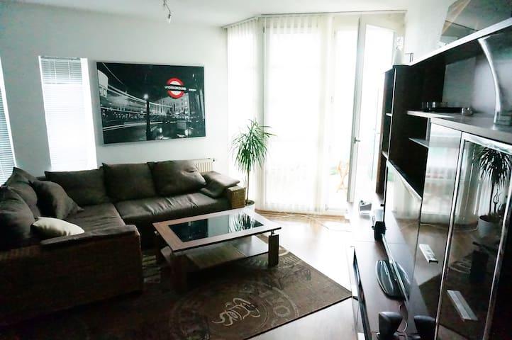 Modern und  Stilvoll im Schwarzwald - Donaueschingen - Apartment
