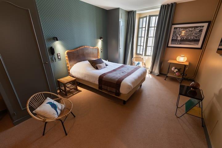 Boutique Hôtel Angers :  Chambre Triple (3pers)