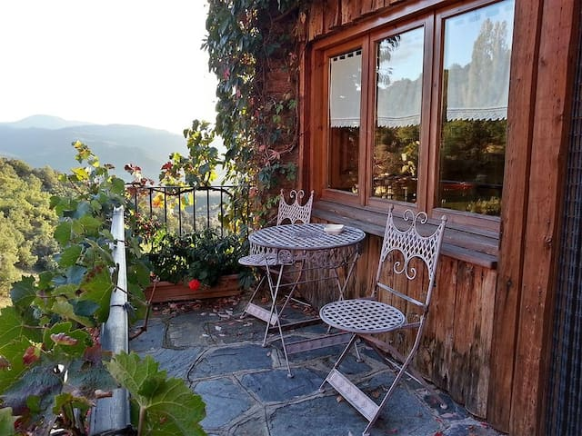 Independent small cottage,  21 km from Andorra