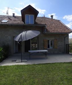 Belle maison de charme à la campagne-30mn Annecy - Frangy - Dům