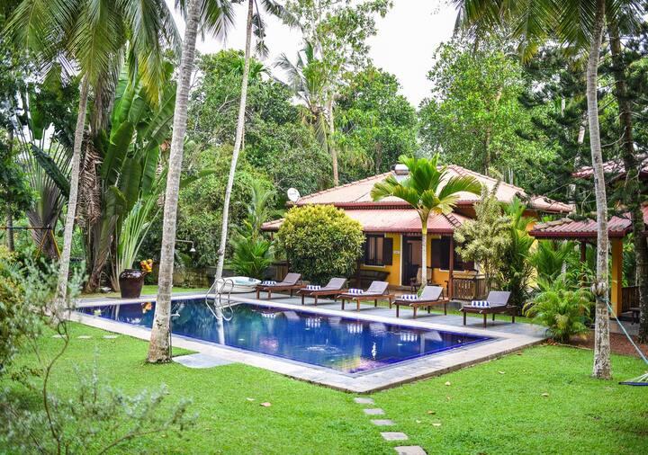 Villa Araliya Gardens Hotel (Hikkaduwa)