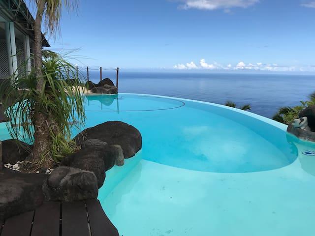 Villa De Mata Miti Tahiti Holiday Week
