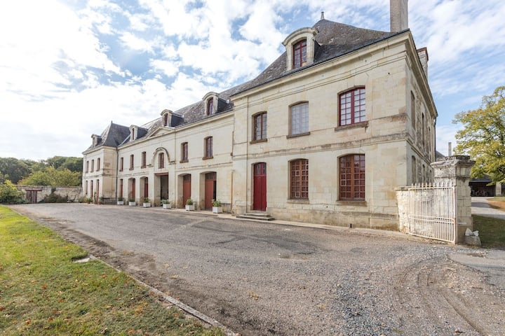 House right next to a castle (XIth) - Loire Valley