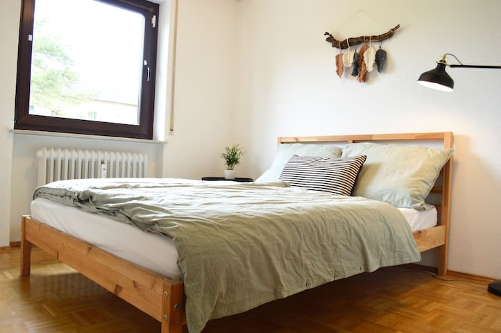 Schlafzimmer #1   ///   Bedroom #1