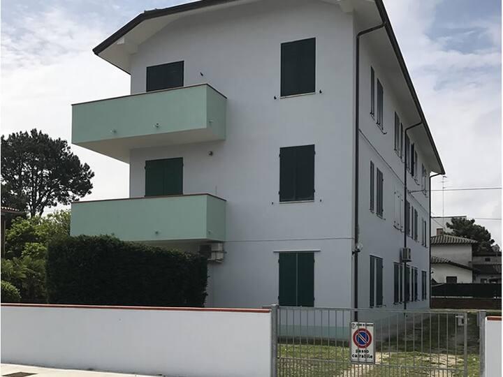 Rif320 Appartamento vicino al mare 6 posti letto.