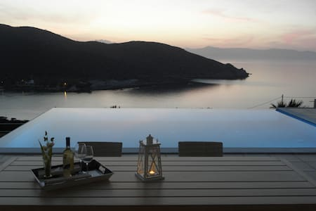 Villa Tholos Crete - Lasithi - Villa