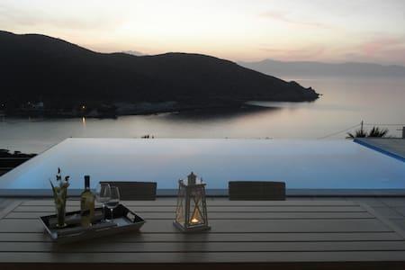 Villa Tholos Crete - Lasithi