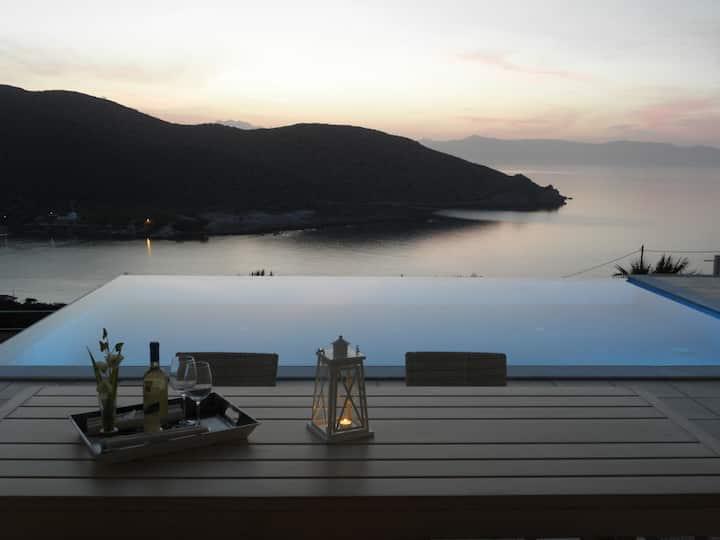 Villa Tholos Crete