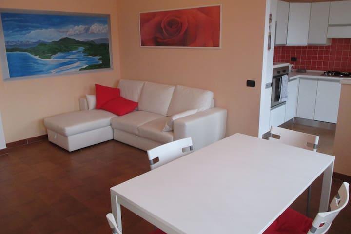 Modern flat middle of Verbania