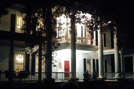 Barber Tucker House (BR-3)