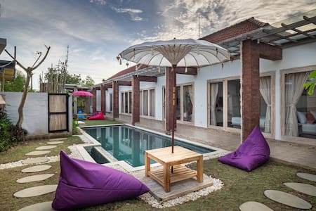 Brand New Guest-suites 3 min to Nyang-Nyang Beach