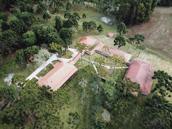 Hotel Fazenda Gralha Azul - Serra Catarinense