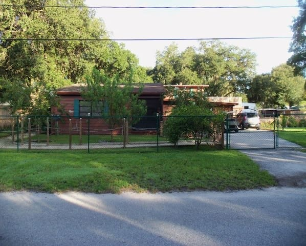 Oaks and Palm- 2 Bedroom House - Lake Wales - House