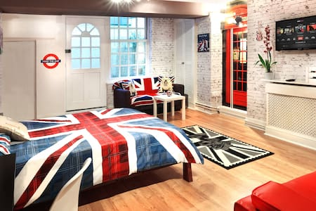 Cool Large Studio in Central London - London - Apartment