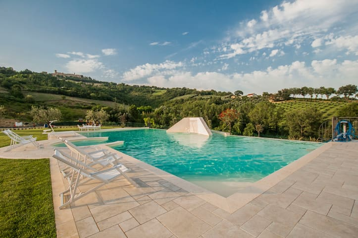 MORESCO COUNTRY HOUSE - Lapedona