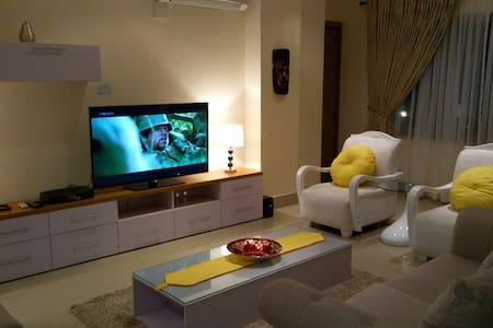 3 bedroom serviced Apartment