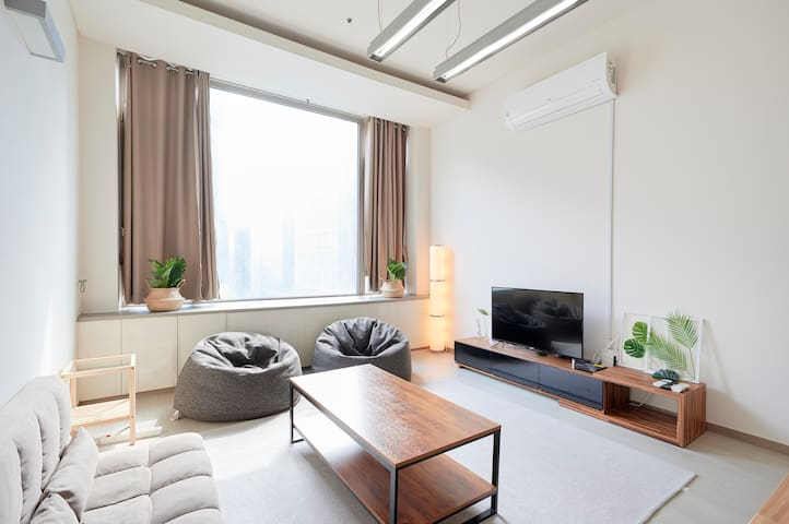 wonderful duplex apartment /Gangnam stn 30sec