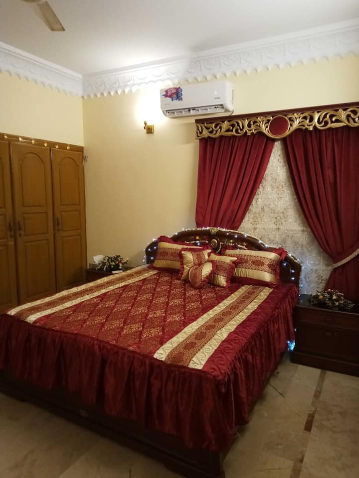 One Bed Room for Rent in a Bungalow