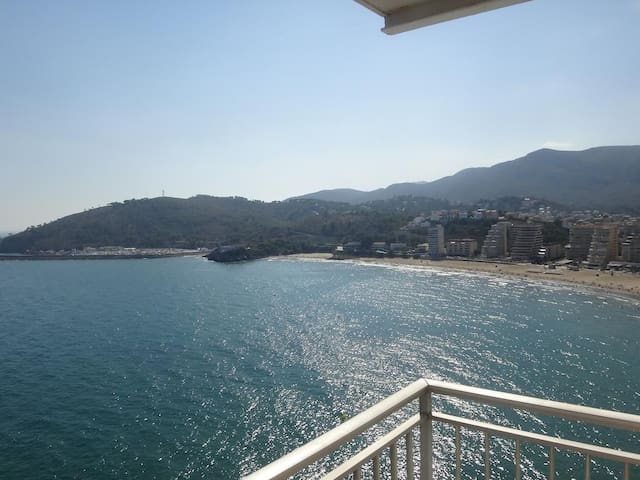Seafront apartment with amazing view (15th floor) - Oropesa Del Mar - อพาร์ทเมนท์