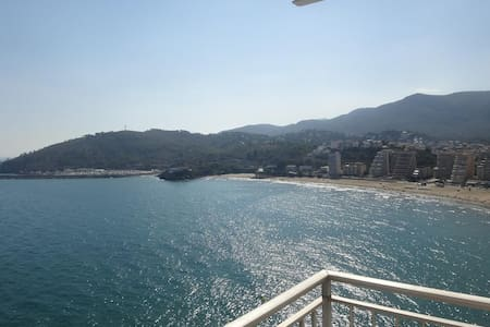 Seafront apartment with amazing view (15th floor) - Oropesa Del Mar