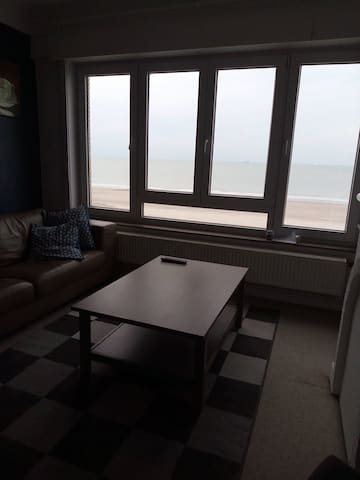 Appartment in Blankenberge seaview - near Bruges - Blankenberge