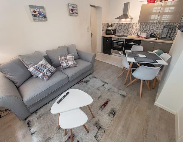 Apartment D 1 Room