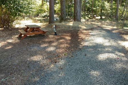 Private site for YOUR  RV...near Fern Ridge Lake - Eugene