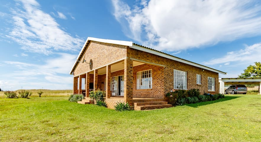 Joma Cottage, ideal for fisherman and naturelovers