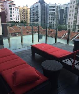 Cozy private condo room in Clarke Quay! - Singapore