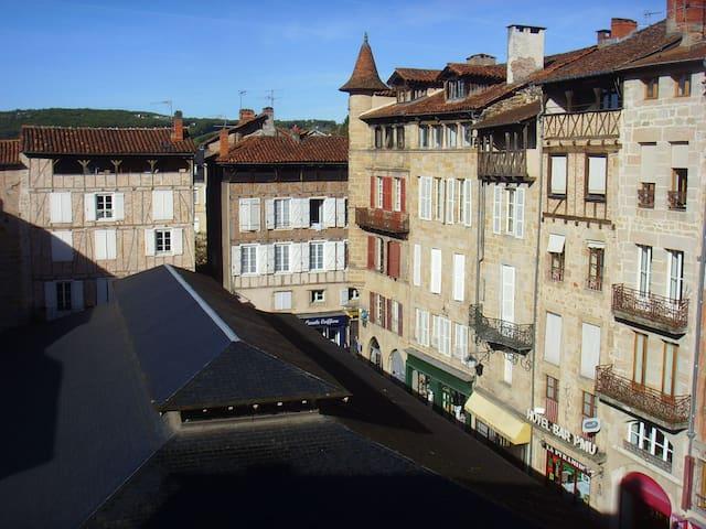 Une Chambre au coeur du centre historique
