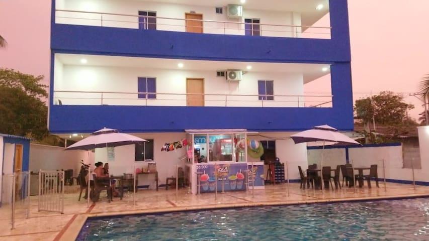 Aparta Hotel Terranova Coveñas Tu mejor opción. :)