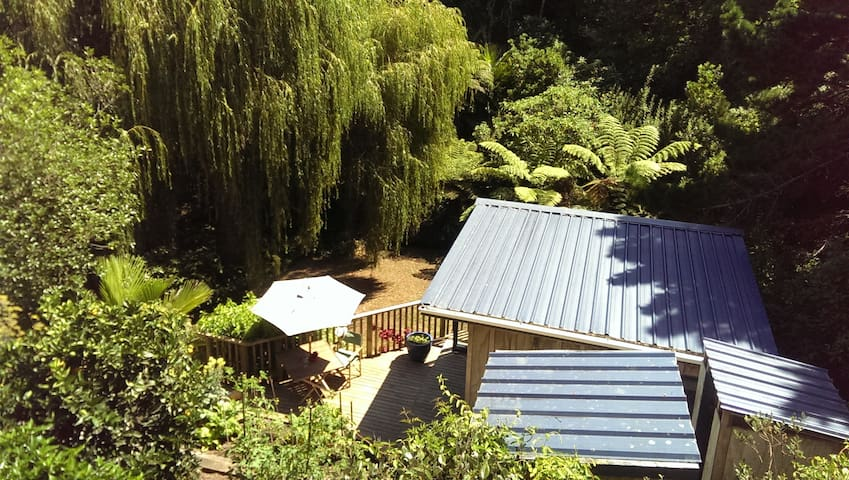 Rustic charm - memories of the classic kiwi bach