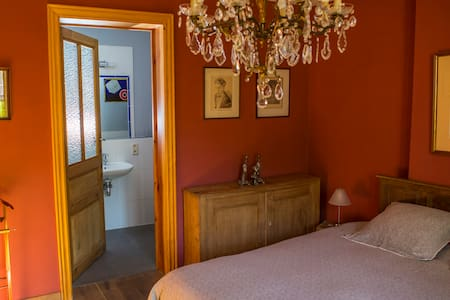 """""""Chez Tante Alice"""" B&B ch. Georges - Heyd - Bed & Breakfast"""