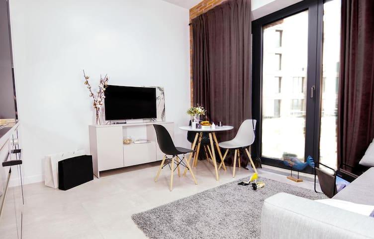 Апартамент на Кима