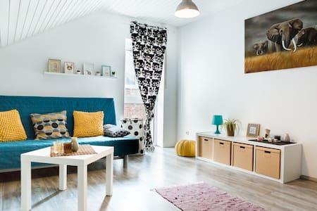 Hübsches helles Zimmer in TOP Lage - Aachen - Apartment
