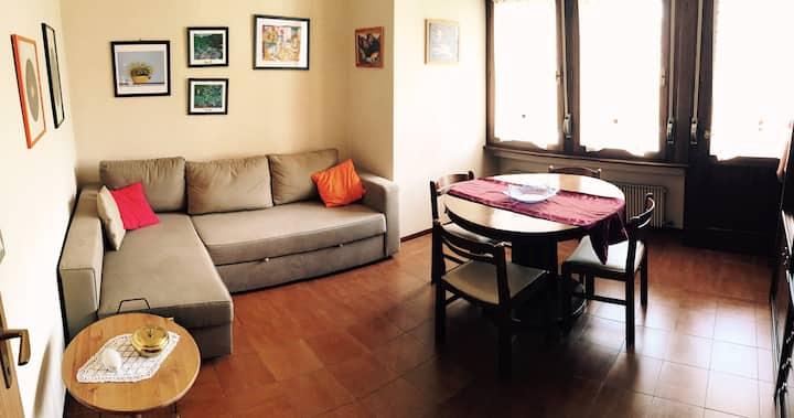 Apartment 15km Garda Lake